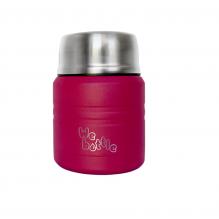 Lunchbox Isotherme en Inox - Rose foncé - 350 ml