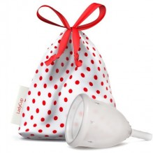 Coupe menstruelle LadyCup® - Translucide