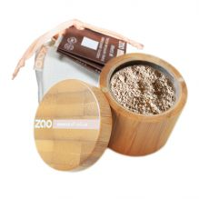 Fond de teint Mineral Silk - beige clair - 501 - 15 g