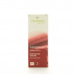 Huile neutre Bio - Massage Sélection