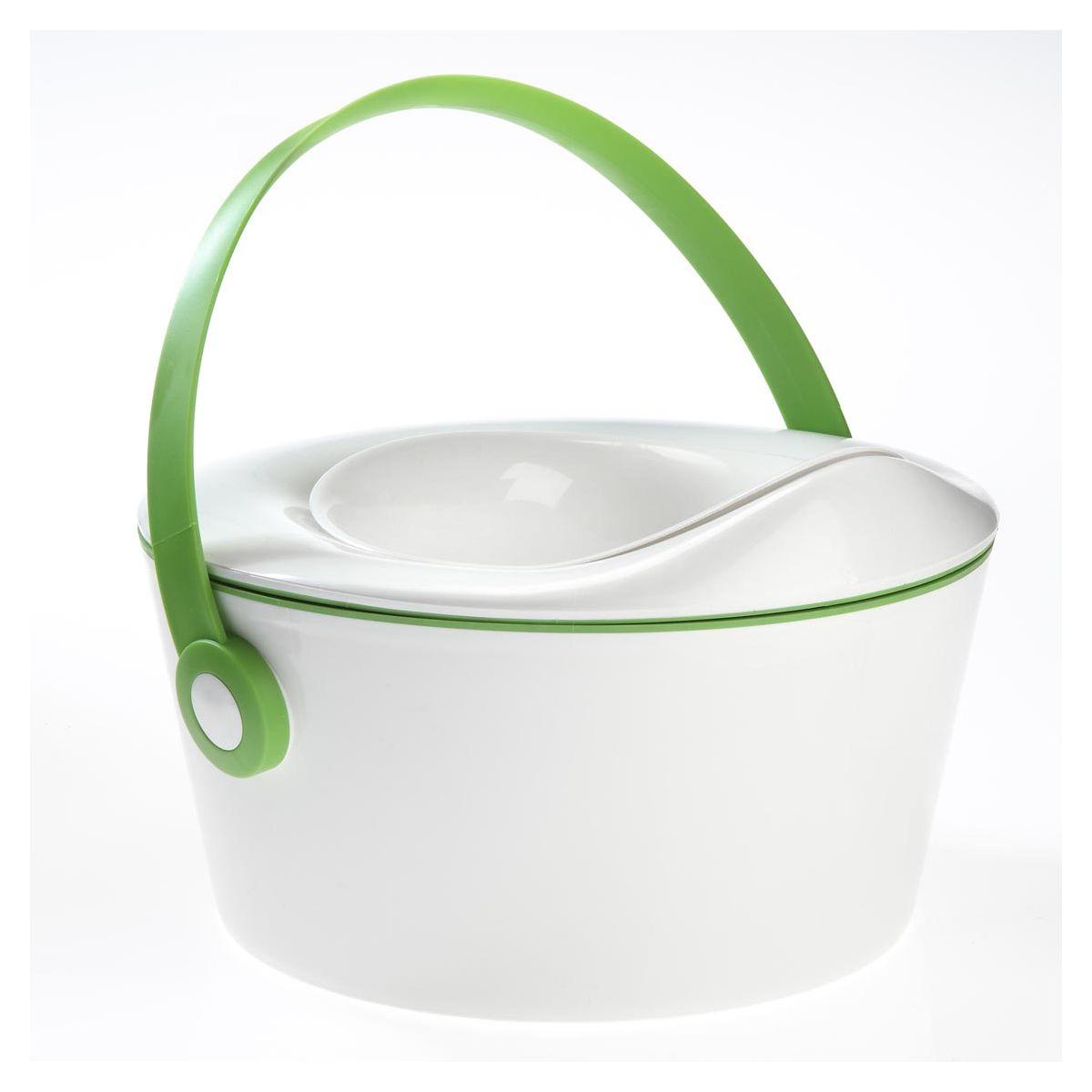 Initier Bébé Au Pot petit pot 3 en 1 vert