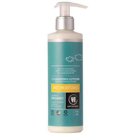 Lotion nettoyante et nourrissante pour le visage sans parfum BIO 245 ml