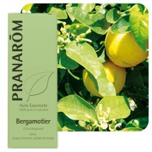 Huile essentielle de Bergamote zeste - 10 ml