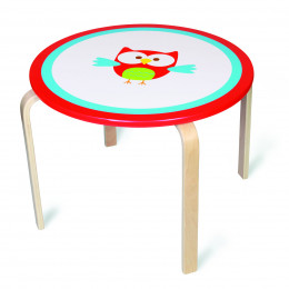 "Table hibou ""Lou"" - à partir de 3 ans *"