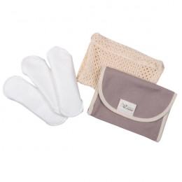 3 protège slips lavables Eco Libri