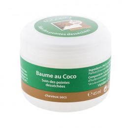 Baume au coco - Soin des pointes désséchées - 45 ml