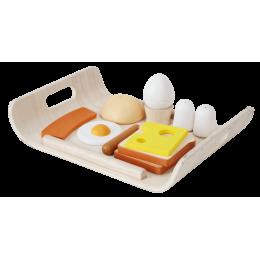 Plateau petit-déjeuner - à partir de 3 ans