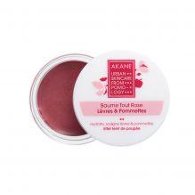 Baume tout rose pour lèvres et pommettes - 12 g