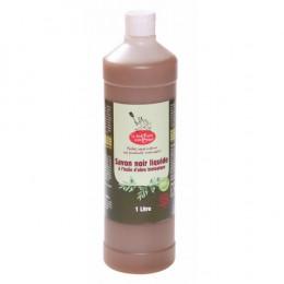 Savon noir liquide à l'huile d'olive BIO