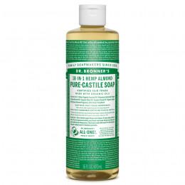 Savon de Castille multi-usage 18 en 1 Amande 475 ml