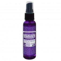 Spray hygiène des mains à la Lavande 60 ml