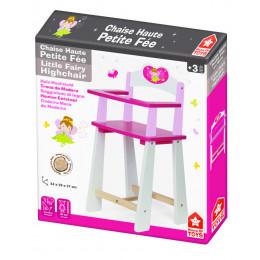 """Chaise haute pour poupée """"Petite Fée"""" - à partir de 3 ans"""