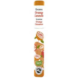 Encens végétal Cannelle Orange 30 bâtons