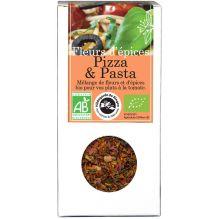 Fleurs d'épices Pizza et Pasta 30 g