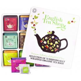 Coffret thés et infusions Premium Collection - 72 infusettes