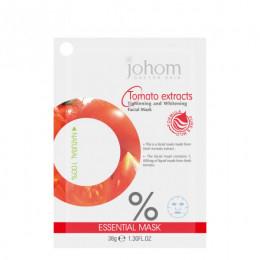 Masque coton 100 % naturel - Tomate