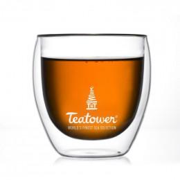 Verre à thé double paroi - 300 ml