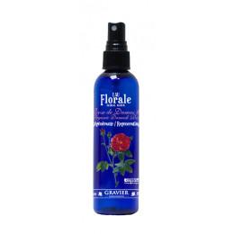 Eau florale rose de Damas BIO - régénérante - 200 ml