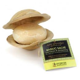 Savon ayurvédique basilic sacré - 100 g