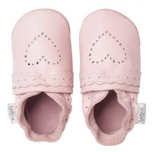 Chaussons 4204 -  Rose coeur