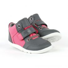 Chaussures I-Walk - Omega hi casual Fuchsia 629601