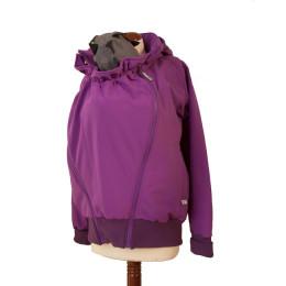 Veste de portage Softshell - Violet Chimera #
