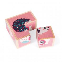 Mes premiers cubes Bébés animaux - A partir de 1 an °