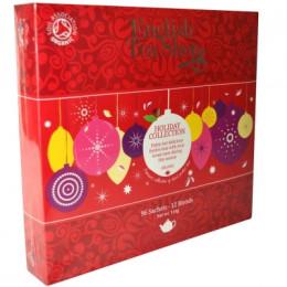 Coffret cadeau Collection de fêtes : 9 thés organiques