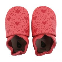 Chaussons 4421 - Coral Heart - petites tailles