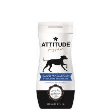 Animaux domestiques : après-shampooing pour pelage blanc - 240 ml *