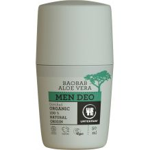 Déo pour homme au baobab et aloé vera BIO - 50 ml