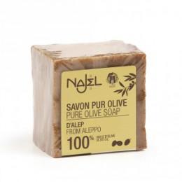 Savon d'Alep 100 % huile d'olive - 170 g