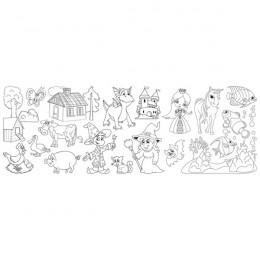 Rouleau de papier à dessin repositionnable Edition Mixte - à partir de 3 ans