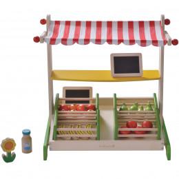 Etalage de table de fruits - à partir de 3 ans *