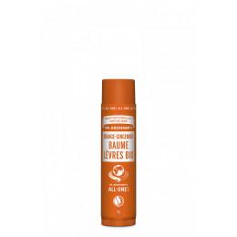 Baume à lèvres Orange Gingembre