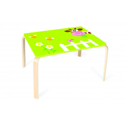 "Table vache ""Marie"" - à partir de 3 ans *"