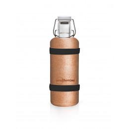 Protection en liège pour bouteille de 600 ml Elastiques noirs