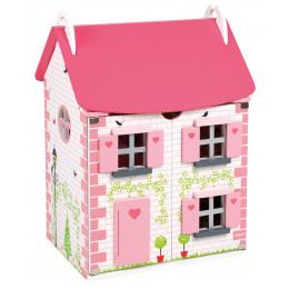 Maison de poupées 'Mademoiselle' - à partir de 3 ans *