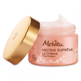 "La crème Bio  ""Nectar suprême"" 50 ml"