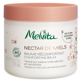 "Baume réconfortant Bio ""Nectar de miels""  175 ml"