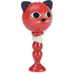 Bilboquet chat - Ingela P. Arrhenius - à partir de 5 ans *