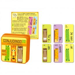 ConjuDingo CE1 - 2ème primaire - à partir de 7 ans