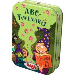 Jeu d'apprentissage 'L'alphabet magique' - à partir de 5 ans