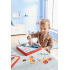 Boîte de jeu magnétique 'Petits Bolides' - à partir de 3 ans