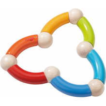 Hochet 'Serpent multicolore' - à partir de 10 mois