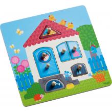 Puzzle débutant 'Ma maison' - à partir de 1 an