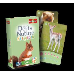 Défis Nature des petits - Forêt - à partir de 4 ans