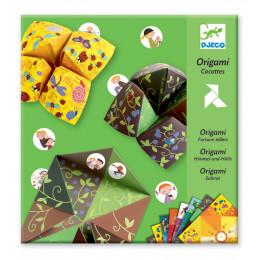 Set origami 'salières à gages' - à partir de 5 ans
