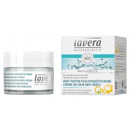 Crème visage hydratante Q10 Anti rides - Basis Sensitiv