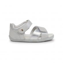 Sandales Step Up Craft - Sail Silver Shimmer + Misty Silver - 728704